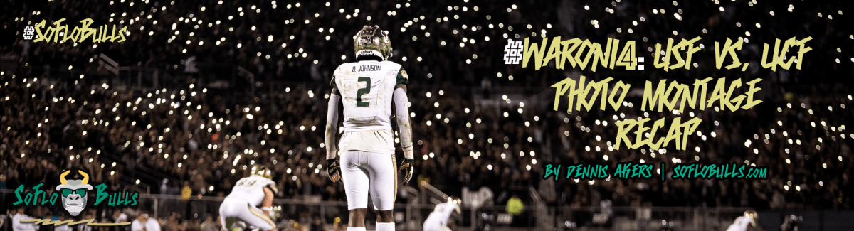 📌 #WarOnI4 USF vs. UCF 2017 Football Game Photos by Dennis Akers
