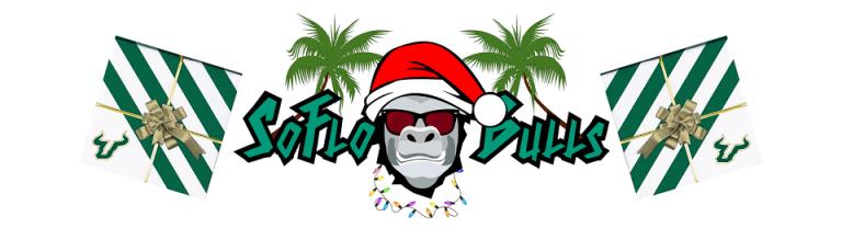 SoFloBulls.com 2017 Merry Christmas Header Image PRESENTS (960x260)