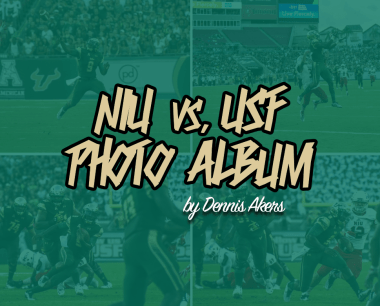 NIU vs USF 2016 Photo Album by Dennis Akers | SoFloBulls.com