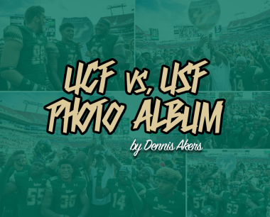 #WarOnI4 UCF vs. USF 2016 Photo Album by Dennis Akers | SoFloBulls.com