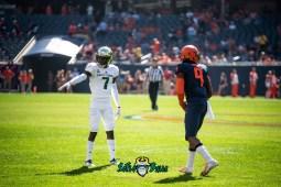 13 - USF vs. Illinois 2018 - USF DB Mike Hampton by Dennis Akers | SoFloBulls.com (5902x3940)