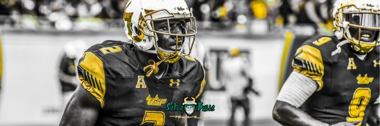 2 Days - FSU vs USF 2016 96 - D'Ernest Johnson and Quinton Flowers by Dennis Akers - SoFloBulls.com ADJ Twitter Cover Image (3000x1000)