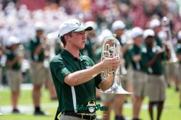 6 - Georgia Tech vs. USF 2018 - USF Band by Dennis Akers | SoFloBulls.com (5923x3954)