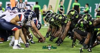 137 - USF vs. UConn 2018 - USF UConn OL vs. USF DL by Will Turner   SoFloBulls.com (5464x2906) - 0H8A8959