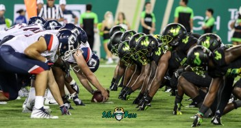 137 - USF vs. UConn 2018 - USF UConn OL vs. USF DL by Will Turner | SoFloBulls.com (5464x2906) - 0H8A8959