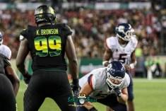 153 - USF vs. UConn 2018 - USF DE Kevin Bronson by Will Turner   SoFloBulls.com (4331x2898) - 0H8A9101
