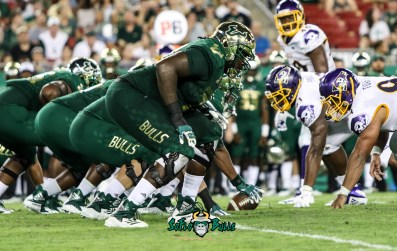 48A - USF vs. ECU 2018 - USF OL Marcus Norman and the USF Offensive Line by Will Turner | SoFloBulls.com (4286x2710)