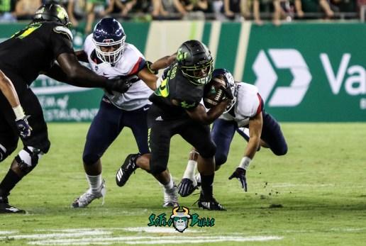 87 - USF vs. UConn 2018 - USF RB Johnny Ford by Will Turner   SoFloBulls.com (2935x1977) - 0H8A8645