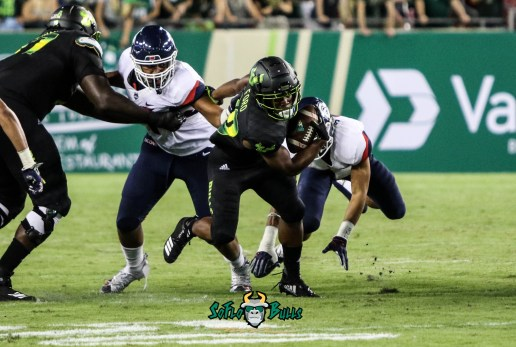 87 - USF vs. UConn 2018 - USF RB Johnny Ford by Will Turner | SoFloBulls.com (2935x1977) - 0H8A8645