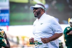 4 - UCF vs. USF 2018 - USF Assistant Coach Shaun King by Dennis Akers | SoFloBulls.com