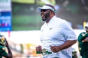 4 - UCF vs. USF 2018 - USF Assistant Coach Shaun King by Dennis Akers | SoFloBulls.com