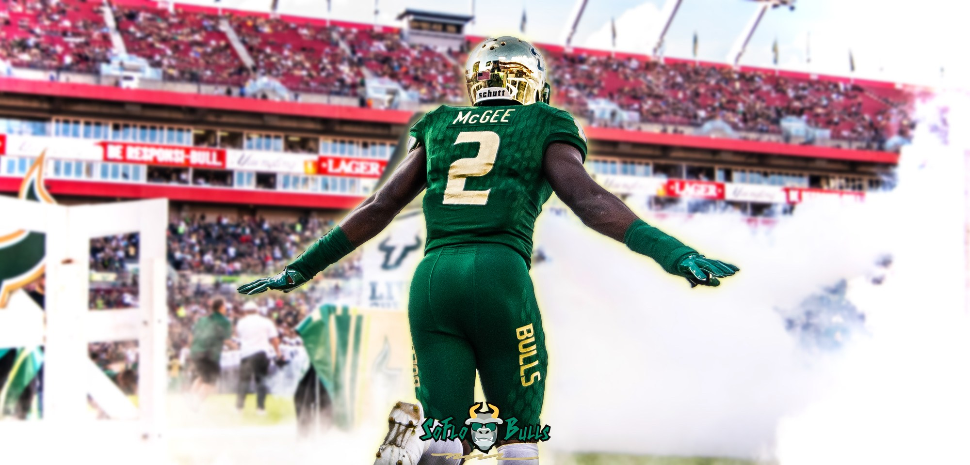 🎥 SoFloBulls.com 2018 USF Football Highlights Series: #21Reasons DB/LB Khalid McGee SoFloBulls.com