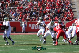 91 - USF vs. Houston 2018 - USF QB Blake Barnett by Will Turner   SoFloBulls.com (5472x3648) - 0H8A9566