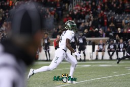 8 – USF vs. Cincinnati 2018 – USF WR Ryeshene Bronson by Will Turner – SoFloBulls.com – 0H8A0985