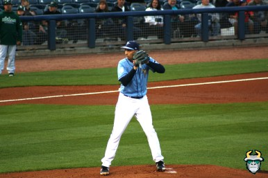 10 - South Florida Bulls vs. Tampa Bay Rays Baseball 2019 - Rays Pitcher by Tim O'Brien | SoFloBulls.com (3888x2592)