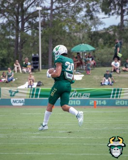 20 - USF DB Bentlee Sanders Spring Game 2019 by David Gold 0500 IG (3352x4190)