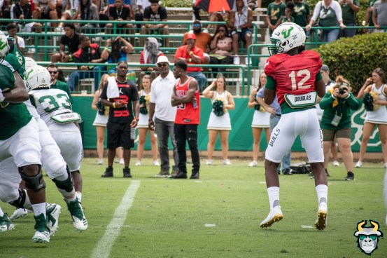 52 - USF QB Jordan McCloud Spring Game 2019 by David Gold 0872 (5810x3873)