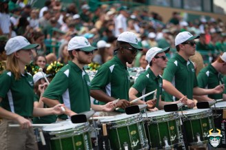 69 - USF Band Drum Line Spring Game 2019 by Matthew Manuri 1276 (6016x4016)