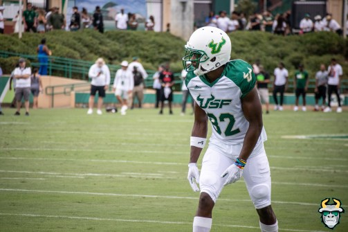 76 - USF WR Zion Roland Spring Game 2019 by David Gold 1047 (6000x4000)