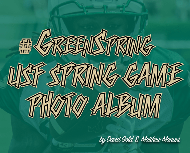 #GreenSpring19 USF Spring Game 2019 Photo Album by Dennis Akers | SoFloBulls.com (970x780)