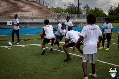20 - 2019 Believe In Me Foundation Football Camp