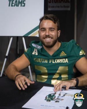 43 - USF PK Coby The G Weiss 2019 by David Gold DRG03267