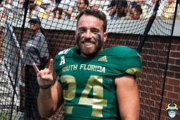 11 - USF vs Georgia Tech 2019 - Coby The G Weiss by Matthew Manuri - IMG_1823