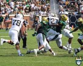 15 - USF vs Georgia Tech 2019 - Patrick Macon Kelvin Pinkney by David Gold - DRG00295