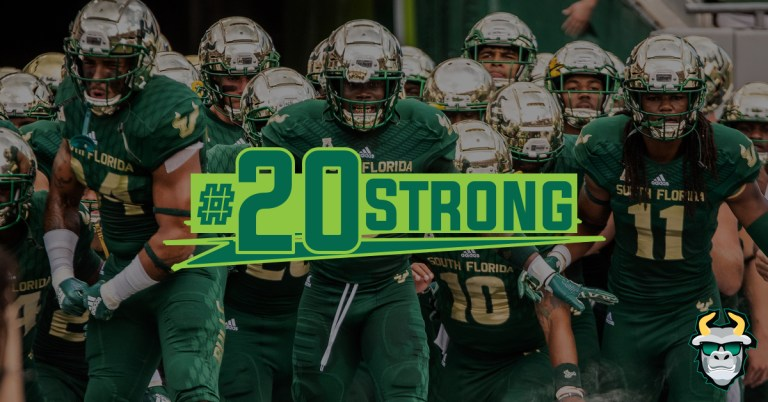 #20Strong SoFloBulls.com USF Football Recruiting Class of 2020 Coverage by Mike Cusimano