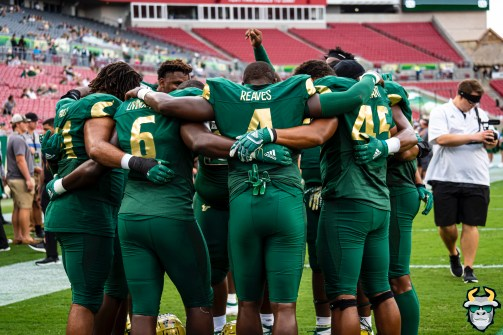 22 - USF vs S.C. State 2019 - Defense by David Gold DRG09430