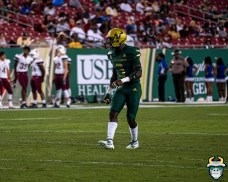 74 - USF vs S.C. State 2019 - Vincent Davis by David Gold DRG00949