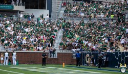 89 - USF vs Georgia Tech 2019 - USF Fans by Matthew Manuri - IMG_1856