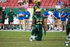 110 - SMU vs USF 2019 - Tyrik Jones by David Gold - DRG01892