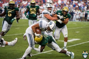 116 - BYU vs USF 2019 - Vincent Davis Jr by David Gold - DRG01405