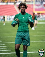 15 - BYU vs. USF 2019 - Jah'Quez Evans by David Gold - DRG00038
