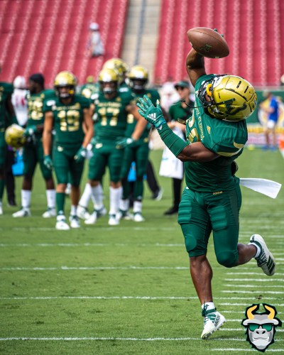 29 - SMU vs. USF 2019 - Johnny Ford by David Gold - DRG00030