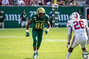 59 - SMU vs USF 2019 - Terrence Horne by David Gold - DRG00709