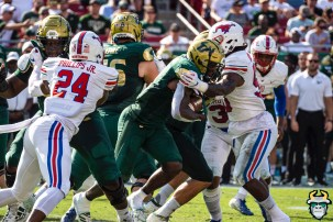 61 - SMU vs USF 2019 - Jordan Cronkrite by David Gold - DRG00908