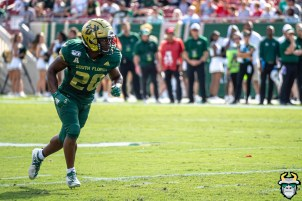 67 - SMU vs USF 2019 - Johnny Ford by David Gold - DRG00744