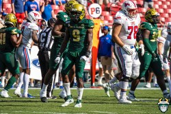 69 - SMU vs USF 2019 - KJ Sails by David Gold - DRG00812