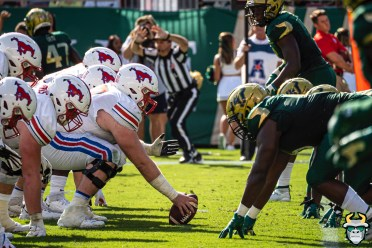 76 - SMU vs USF 2019 - SMU DL vs. USF OL by David Gold - DRG01014