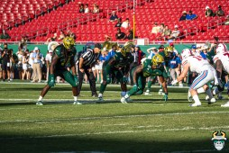 89 - SMU vs USF 2019 - Dwayne Boyles Patrick Macon Tyrik Jones by David Gold - DRG01425
