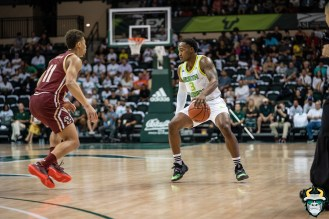 11 - Boston College vs South Florida Men's Basketball 2019 - Laquincy Rideau by David Gold - DRG07958