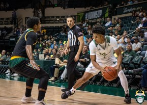 27 - St. Leo vs South Florida Men's Basketball 2019 - Xavier Casteneda by David Gold - DRG03095