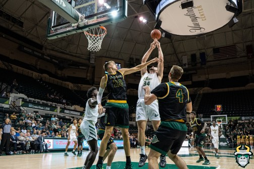 29 - St. Leo vs South Florida Men's Basketball 2019 - Antun Maricevic by David Gold - DRG03160