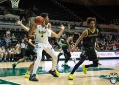 33 - St. Leo vs South Florida Men's Basketball 2019 - Michael Durr by David Gold - DRG03242