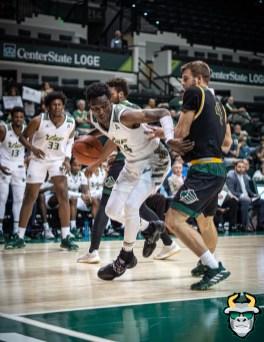 38 - St. Leo vs South Florida Men's Basketball 2019 - Jamir Chaplin by David Gold - DRG03409