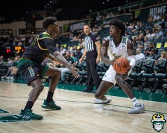 46 - St. Leo vs South Florida Men's Basketball 2019 - Action at the Yuengling Center by David Gold - DRG03333