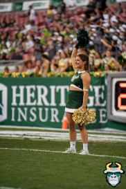 68 - Memphis vs. USF 2019 - Co-Ed Cheerleader by David Gold - DRG04061