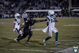 101 - USF vs. UCF 2019 - Jordan McCloud by David Gold - DRG07127